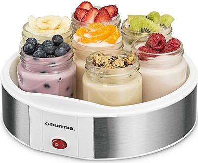 gourmia auto yogurt maker