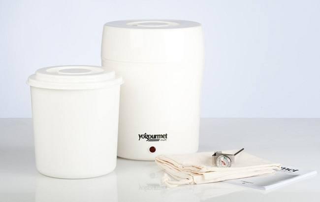 yogourmet yogurt maker