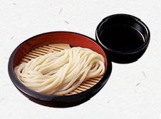 丸亀製麺、ざるうどん