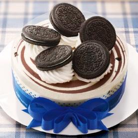 サーティーワン、アイスケーキ「オレオ®チョコレートケーキ」