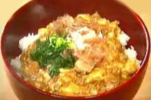 なすび亭まかない豆腐カレー