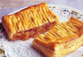 ピザーラ、焼きたてアップルパイ