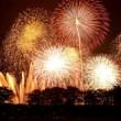 京都の花火2015 8月