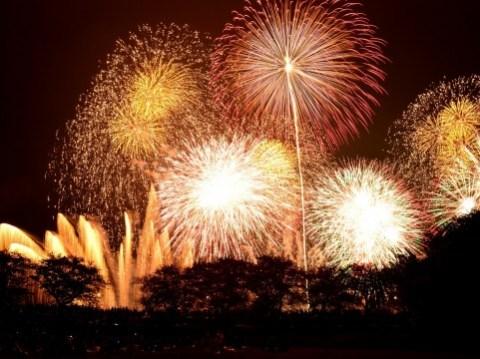 兵庫の花火2015 8月