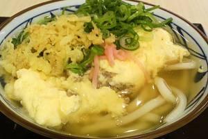 丸亀製麺「だし玉肉づつみうどん」