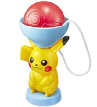 マクドナルドのハッピーセットのポケモンおもちゃ一例2016年7月~8月