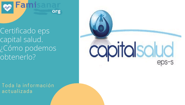 certificado eps capital salud