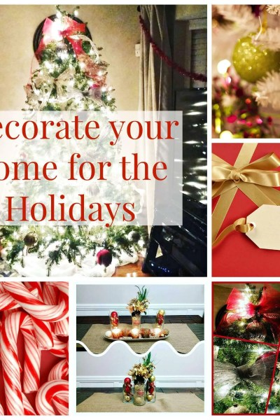 DECORATING YOUR HOME MADE EASY AND AFFORDABLE