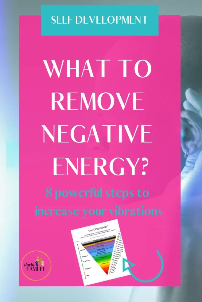 Looking to create a positive life and happy life? Feel like there may be negative energy getting in the way of positive thinking and good vibes? Click through to learn powerful steps to increase your vibrational energy with spiritual wisdom. #happyvibes #howtocreatehappiness #Ichoosetobehappy Positive thinking| Positive People | Find your Happy