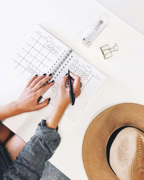 How to schedule time for yourself