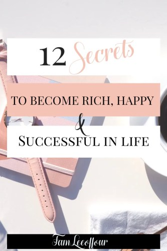 Tips and Habits that Moms makes to become successful women. Its the key motivation and successful mindset you need to develop so you can achieve success in life #successfultips #succeshabits