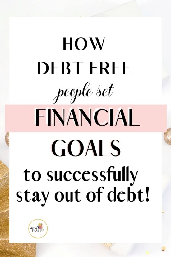 There are habits of debt free people that helps them to remain debt free and still have fun. It comes down to correctly making financial goals that you can achieve successfully. Learn more about how to budget finances and tips of money management so you keep your financial freedom.