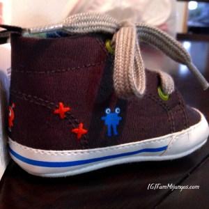 zapato varón