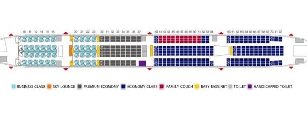 CI seat-map