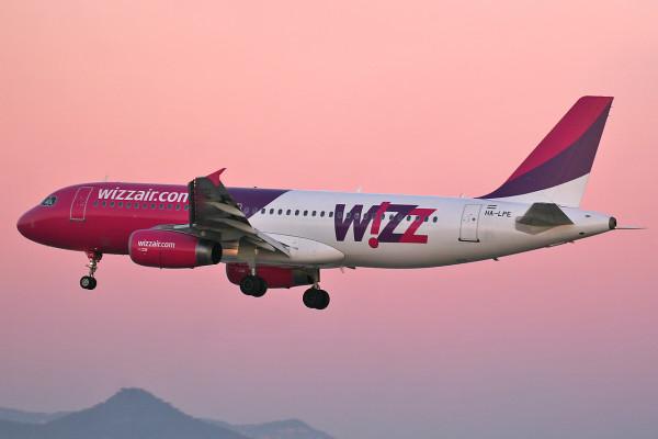 WizzAir A320