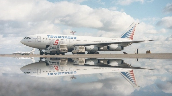 UN Transaero_Ilyushin_Il-86