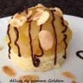 Délice de pomme Golden