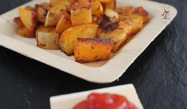Potatoes au four