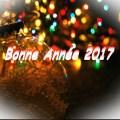 Message pour la nouvelle année 2017