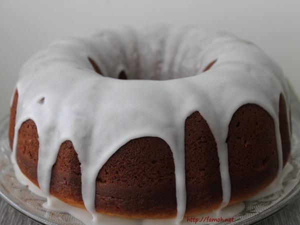 Gâteau très citronné