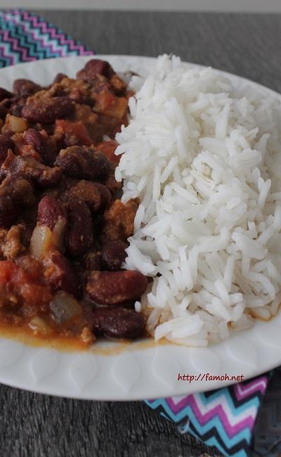 Mon chili con carné