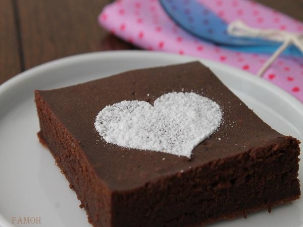 Gâteau au chocolat et mascarpone