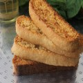 biscuits croquants aux amandes