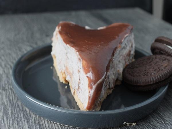 cheesecake biscuits chocolat