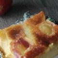 clafoutis nectarines facile
