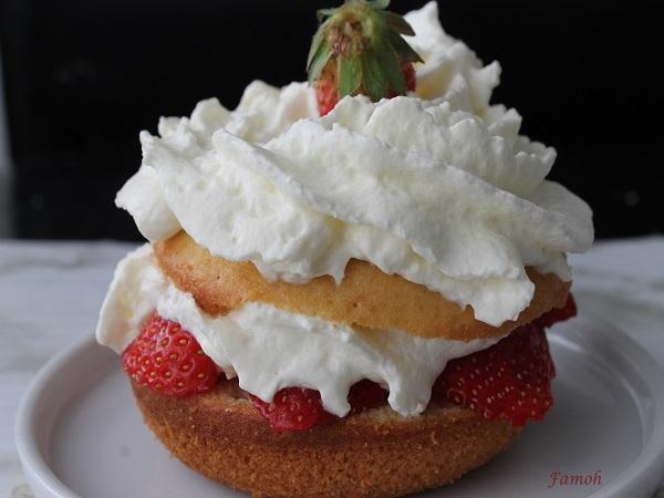 hoops fraises chantilly