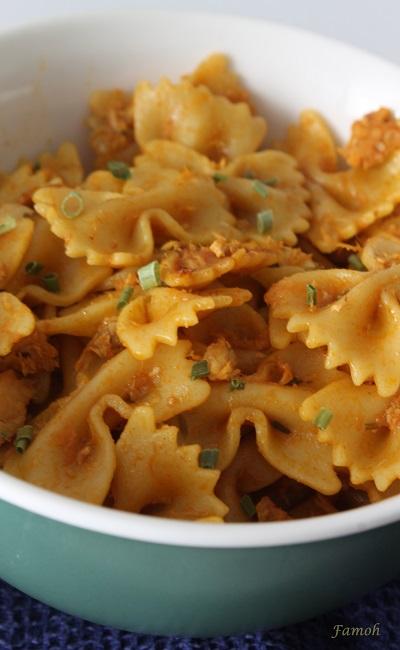 one pot pasta thon cookeo