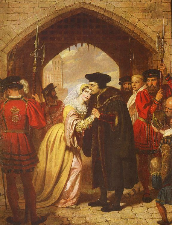 Sir Thomas More Death : thomas, death, Trial, Thomas, More:, Account