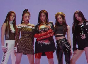 ITZY Members Profile Image