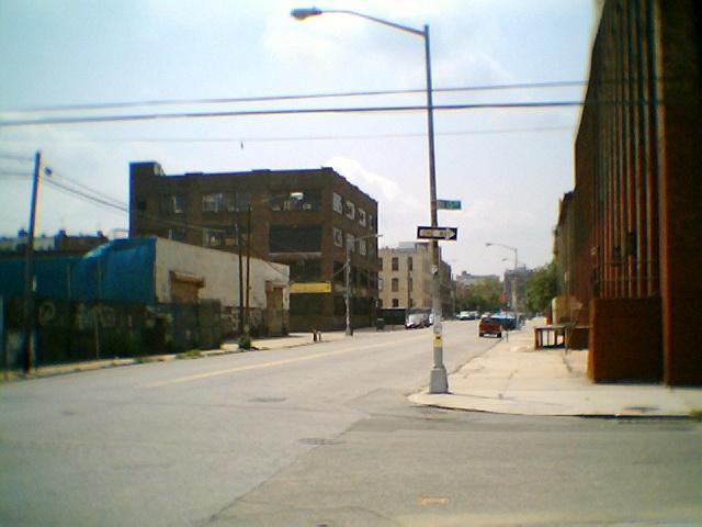 Williamsburg - not a bustlingmetropolis