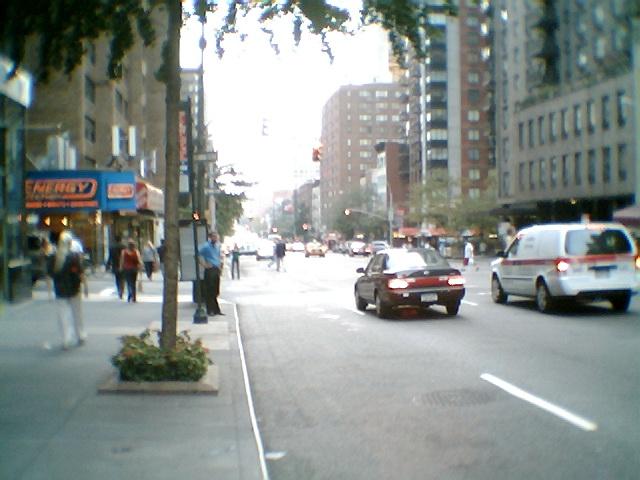 41st and 2nd Ave near TudorCity
