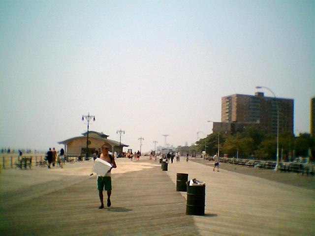 Boardwalk view#2