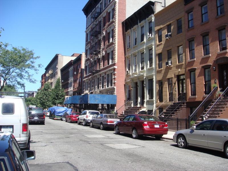 Backstreet neighborhood2