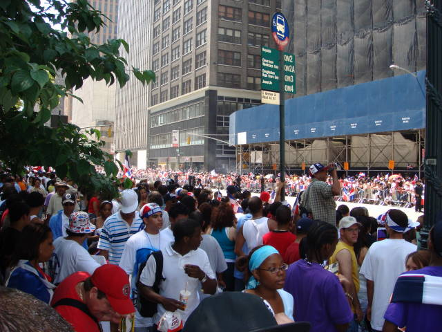 Dominican Day bigcrowds