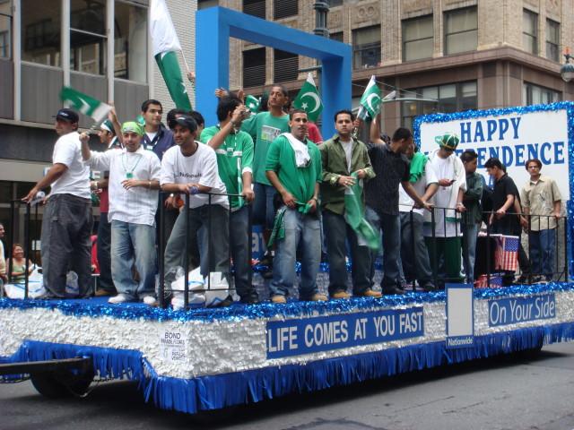 Pakistan Day Parade - float05