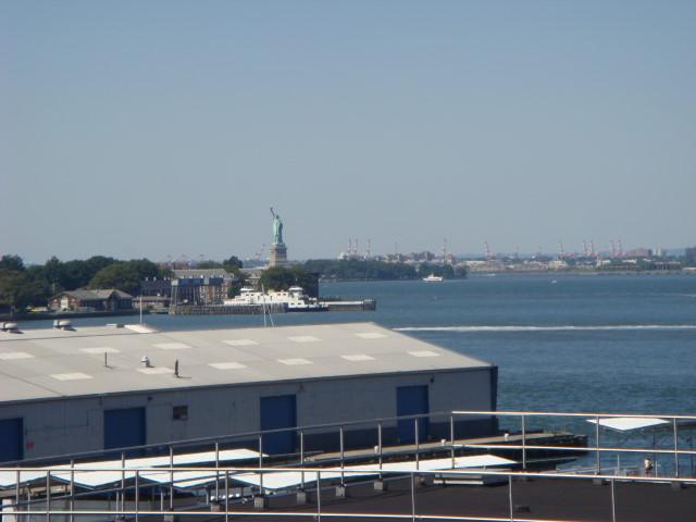 Promenade View 15 - Statue ofLiberty