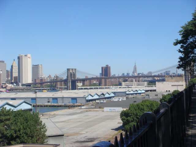 Promenade view 18 - BrooklynBridge