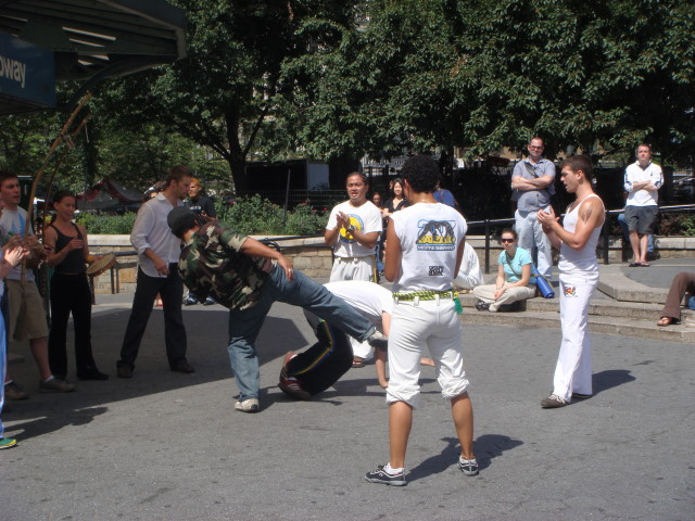 Union Square - Capoeira 5