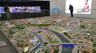 City Model Moscow