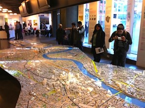 City Model planning model