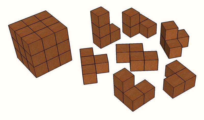 Diy Wooden Puzzle Cube Plans Famous Artisan