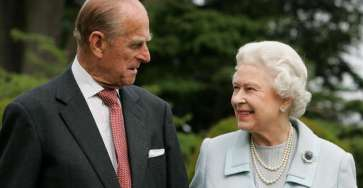 """She was Prince Philip's second wife, who will appear in """"The Crown""""! 23"""