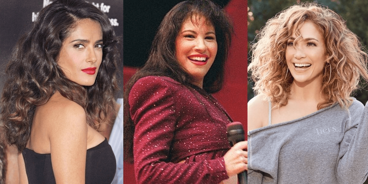 Selena and other celebrities who prove that all hair textures are beautiful 1