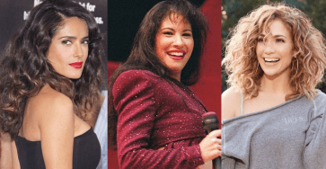 Selena and other celebrities who prove that all hair textures are beautiful 3