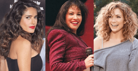 Selena and other celebrities who prove that all hair textures are beautiful 8