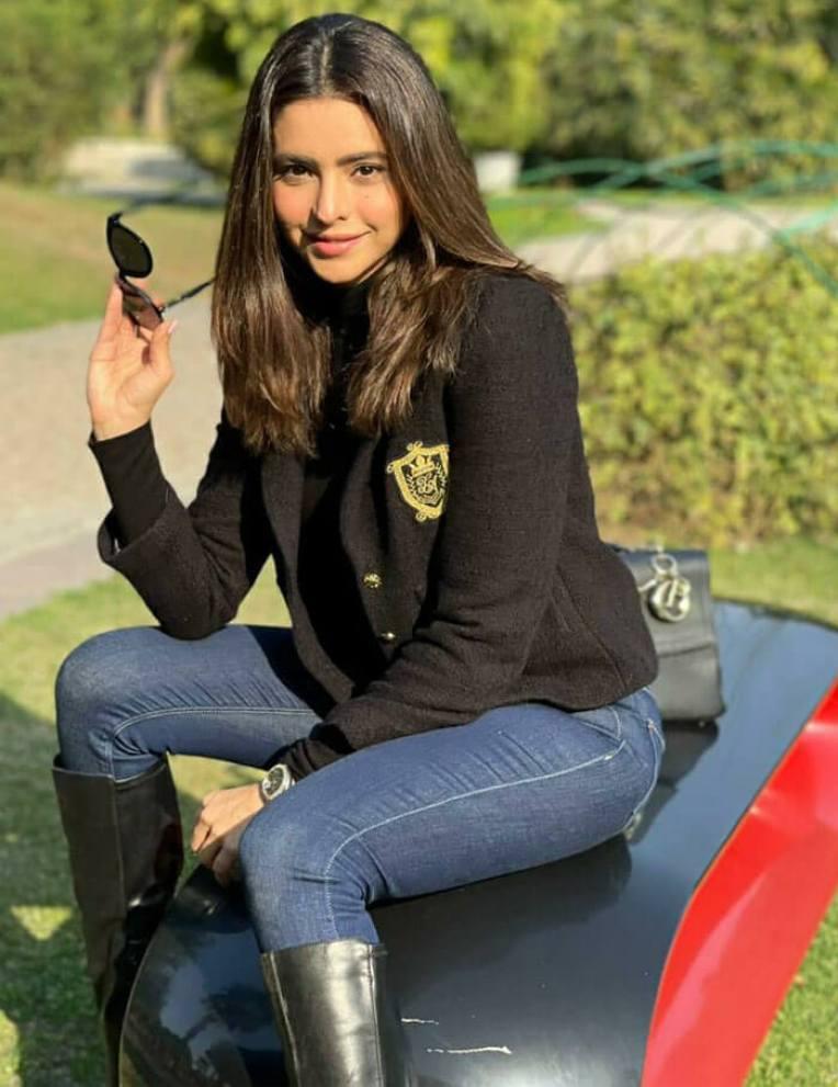 Aamna Sharif latest image